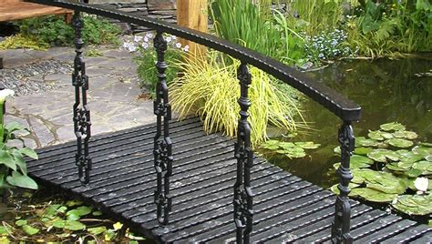 metal garden bridge pdf metal garden bridge designs plans free