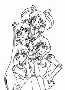 girls coloring pages to print - cute anime girl coloring pages free coloring for kids 2018