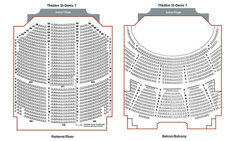 plan de salle theatre st denis tuango 192 partir de 15 pour assister au nouveau spectacle de huard 171 le bonheur 187 au