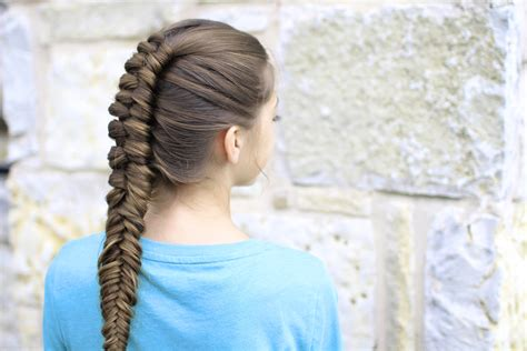 infinity braid hairstyle how to create an infinity braid combo cute girls hairstyles