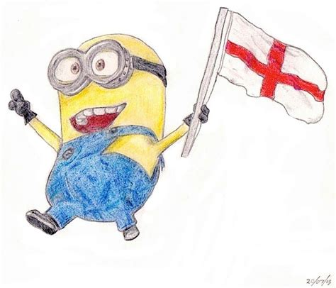 english minion  evilevie  deviantart