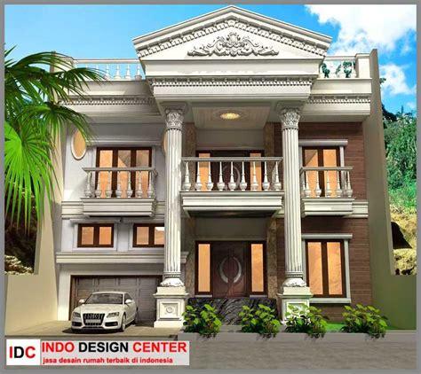gambar rumah mewah mediterania jasa desain rumah jakarta