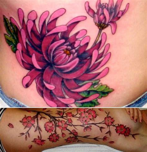 tatuaggi dei fiori tatuaggi con fiori significato e 200 foto