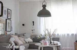 Lampe Für Wohnzimmer : deko wohnen und diy blog ich liebe deko ~ Eleganceandgraceweddings.com Haus und Dekorationen
