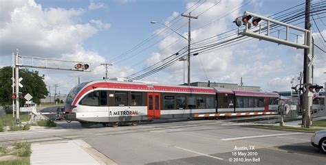 Austin TX MetroRail Commuter Line Railfan Guide