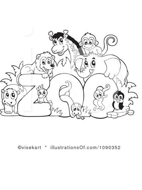 34 best of zoo coloring pages logo and coloring page