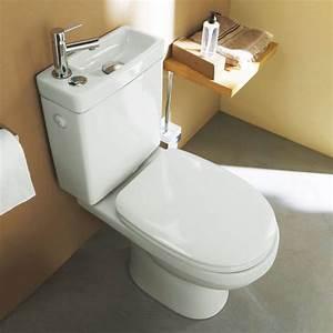 pack wc lave mains duetto castorama toilettes With salle de bain design avec lave main castorama