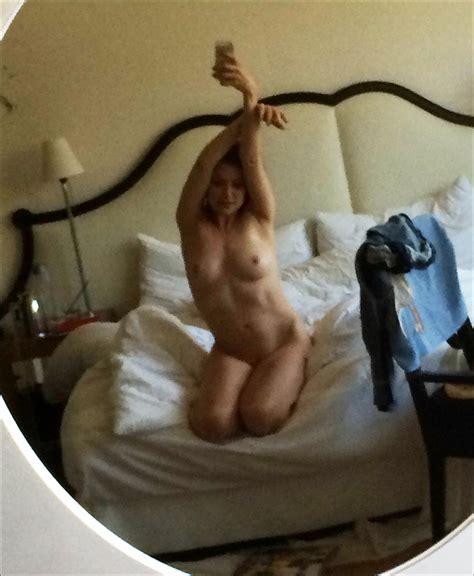 Actress Megan Boone Nude Leaked Mirror Selfies Uncensored