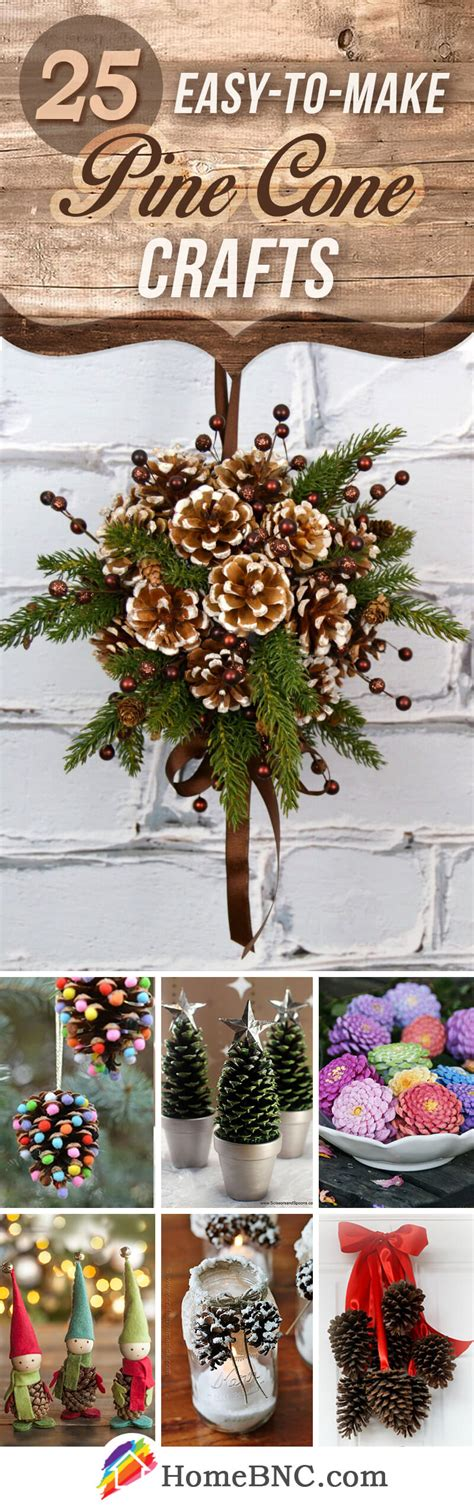 homemade pinecone christmas decorations psoriasisgurucom