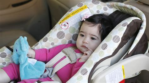 How Long Should A Baby Be In A Car Seat When Driving