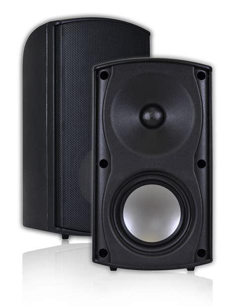 Outdoor Speaker Cabinet by Osd Audio Ap490 Outdoor Patio Speakers
