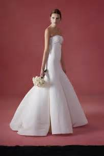 oscar de la renta wedding dresses see oscar de la renta 39 s fall 2016 wedding dresses fashion rogue