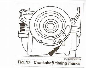 How To Install A Timing Belt - Ford Zx-2 Dohc