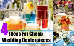 cheap wedding ideas for cheap wedding centerpieces how to select inexpensive wedding centerpieces bash corner