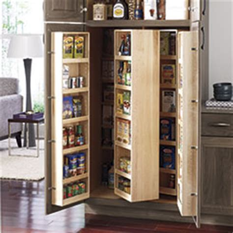Pantry Cabinet Storage Solutions by Cabinet Storage Solutions Omega Cabinetry