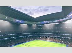 Nuevo Santiago Bernabéu cómo serás las obras del estadio