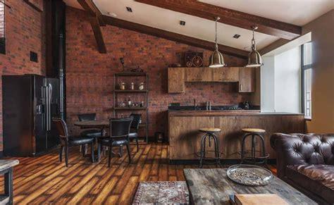 cuisine m騁al et bois cuisine créative aux influences modernes éclectiques et variées design feria