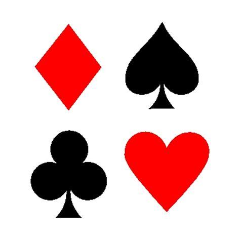 Globo de Casino carta de trbol y corazones de 43 cm - Anagram por
