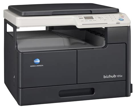 The bizhub c adopts simitri toner hd konica minolta c3110 offers less environmental impact during its production and reduces power consumption with low temperature fusing. Konica minolta bizhub 185 printer 64bits Driver Download