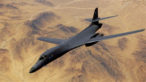 Wallpaper B-1, Lancer, Supersonic, Strategic Bomber