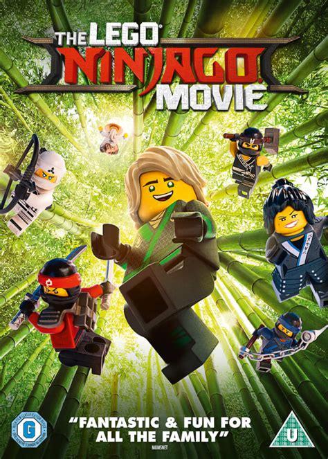 lego ninjago  digital  dvd zavvi