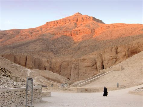 Valley Of The Kings Home To The Tombs Of Great Pharaohs