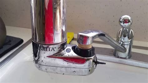 Brita Faucet Filter Light Not Working by My Brita Faucet Filter Is Leaking Again