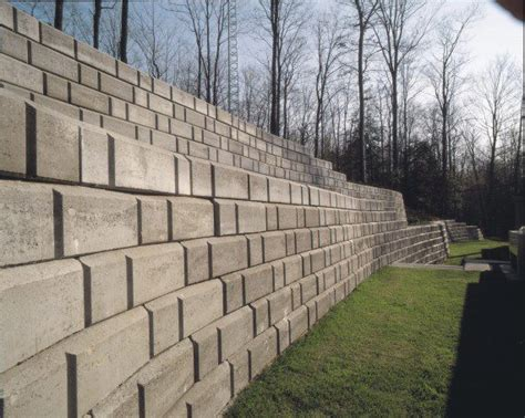 Durahold Retaining Wall by Durahold Retaining Wall Photos