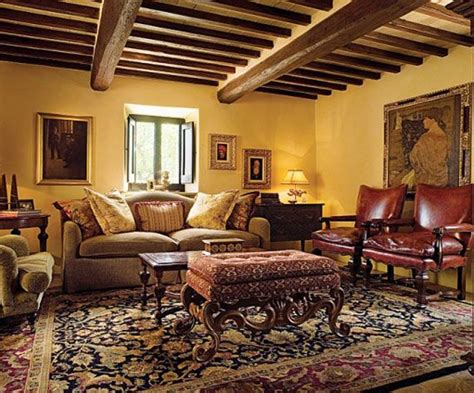 Tuscan Style Homes Interior Inspiring Design, Architecture