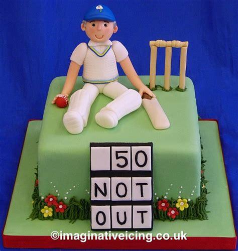yorkshire cricket player birthday cake imaginative icing