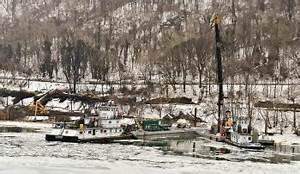 Weather slows efforts at W.Va. derailment site - West ...