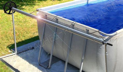 enrouleur piscine hors sols pas cher baches piscines
