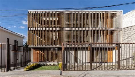 Wohnhaus Edificio Criba In Ambato rama estudio edificio criba ad ambato ecuador livegreenblog