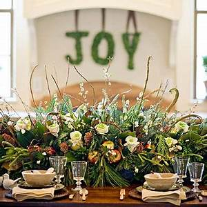Christmas Tablescapes Take 2 Preppy Empty Nester F