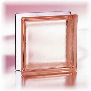 Brique De Verre Couleur : briques de verre bv couleurs la roch re les mat riaux ~ Melissatoandfro.com Idées de Décoration
