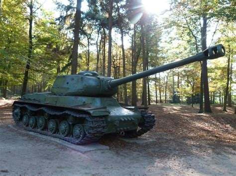 Photo Of Js-2 Tank