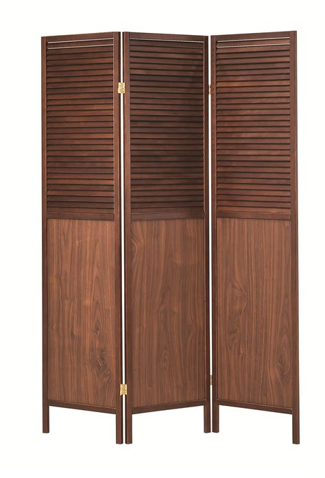 folding screens natural mission style wood slat folding screen quality furniture  affordable