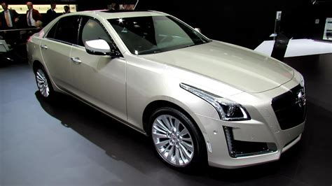 Cadillac Cts4 by 2014 Cadillac Cts 4 Premium Awd 2 0t Exterior And
