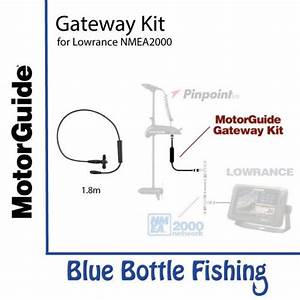 Purchase Motorguide Xi5 Gateway Kit For Lowrance