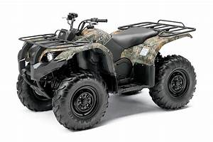 Yamaha Grizzly 450 4x4 - 2010  2011