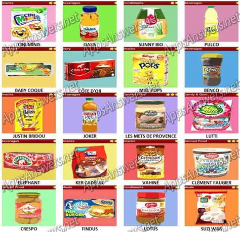 quiz cuisine food quiz trivia pack 11 answers apps