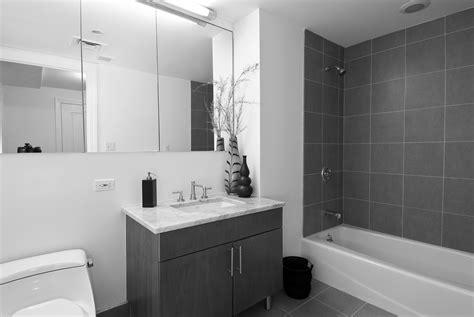 grey bathroom decorating ideas gray bathroom ideas in traditional bathroom with mosaic