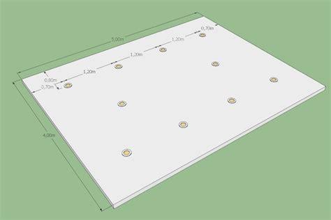 spot plafond chambre fiche ampoule led spot encastré de plafond orientable