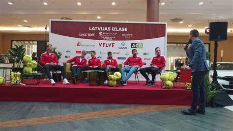 Latvijas tenisisti gatavi cīnīties par uzvaru Deivisa ...
