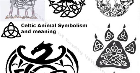 Celtic Symbols And Their Meanings Chart Celtic Symbol For