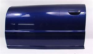 Lh Front Door Shell Skin 99-02 Audi A4 S4 B5