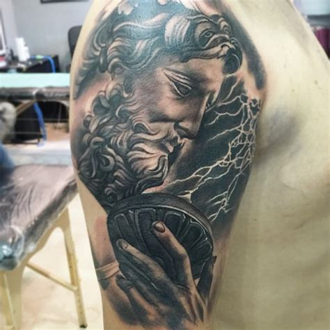 zeus tattoos designs ideas  meaning tattoos