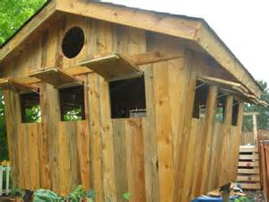 Kids Treehouse Plans