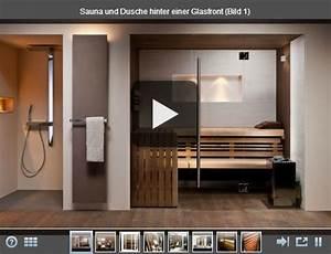 Sauna Für Badezimmer : die individuelle sauna f r ihr badezimmer von m ther ~ Lizthompson.info Haus und Dekorationen