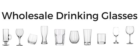 Buy Wholesale Drinking Glasses